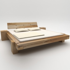 "Beam bed oak ""Long night"""