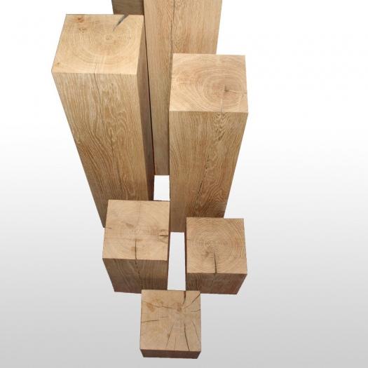 Wood podium 15 cm x 15 cm