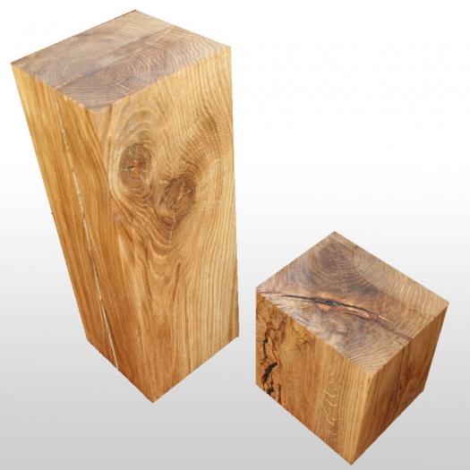 Holzsäule 20cm x 20cm