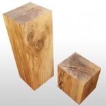 Colonne en bois 20cm x 20cm