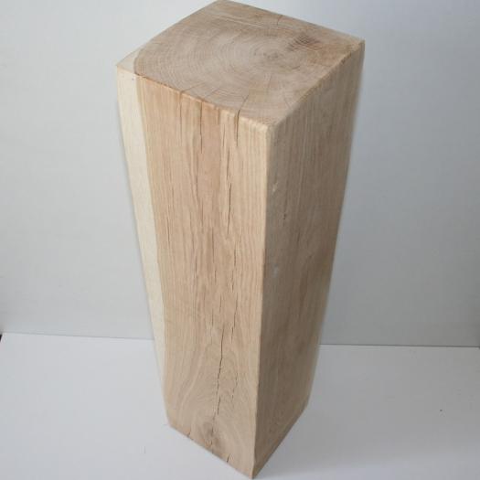 Oak column 15 x 15 x 60