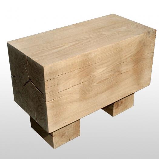Banc en bois 1Block