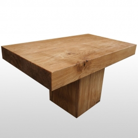 Table basse de planches