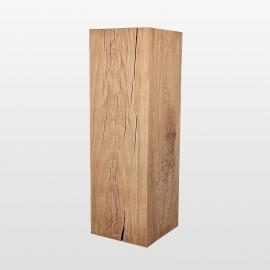 Oak block 40cm x 40cm XXL