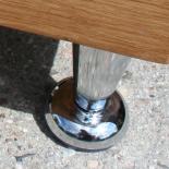 Holz Klotz Beistelltisch Design 4